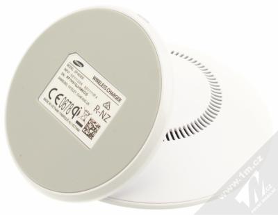 Samsung EP-NG930BW stojánek pro bezdrátové nabíjení s podporou rychlonabíjení bílá (white) zezdola
