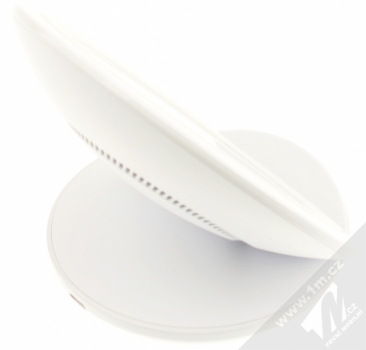 Samsung EP-NG930BW stojánek pro bezdrátové nabíjení s podporou rychlonabíjení bílá (white) zezadu