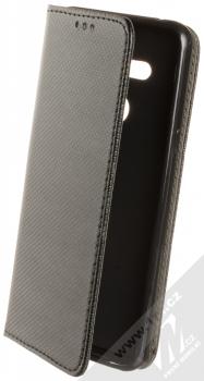 Sligo Smart Magnet flipové pouzdro pro LG G8 ThinQ černá (black)