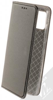 Sligo Smart Magnet flipové pouzdro pro Samsung Galaxy A51 černá (black)