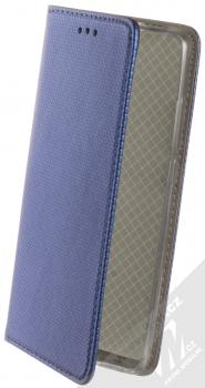 Sligo Smart Magnet flipové pouzdro pro Xiaomi Mi 9T, Mi 9T Pro tmavě modrá (dark blue)