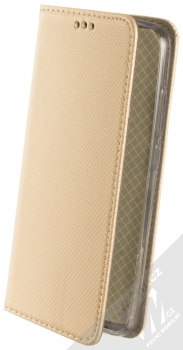 Sligo Smart Magnet flipové pouzdro pro Xiaomi Redmi 8A zlatá (gold)