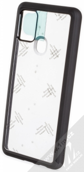 Spigen Ultra Hybrid odolný ochranný kryt pro Samsung Galaxy A21s černá (matte black)