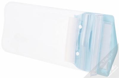 USAMS US-YD008 Waterproof Bag vodotěsné pouzdro pro mobilní telefon, mobil, smartphone do 6,0 rozevřené