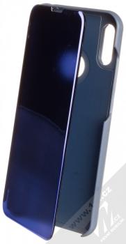 Vennus Clear View flipové pouzdro pro Huawei Y6 Prime (2019), Y6s, Honor 8A modrá (blue)