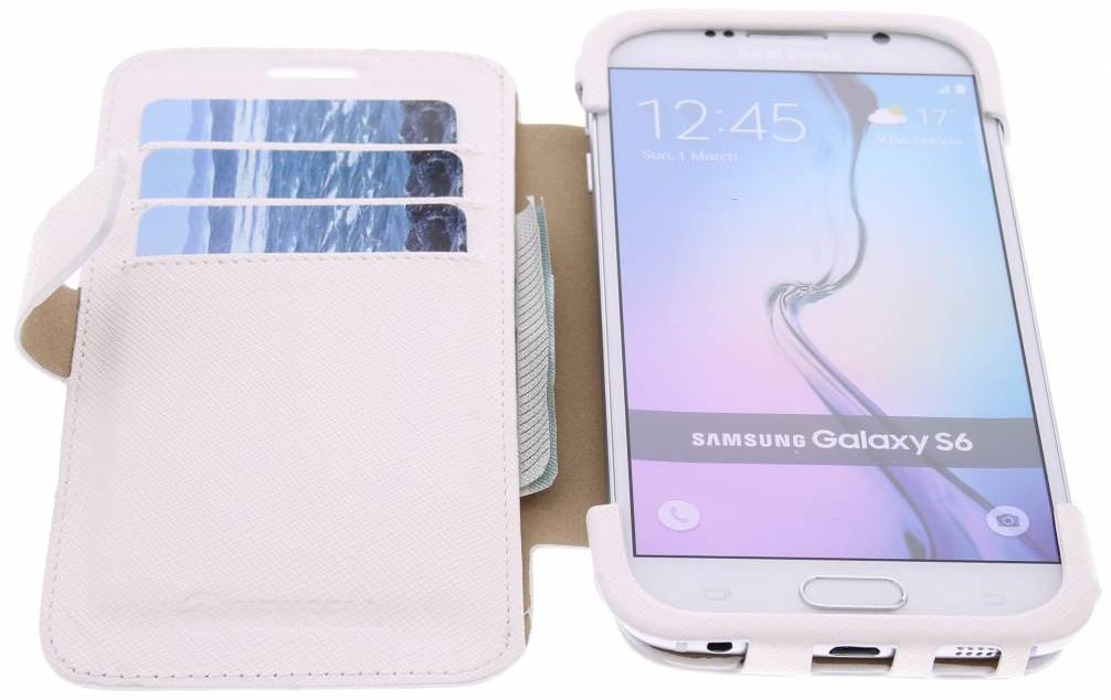 Krusell FlipWallet Malmo flipové pouzdro pro Samsung Galaxy S6 SM-G920F 3e499085bf2