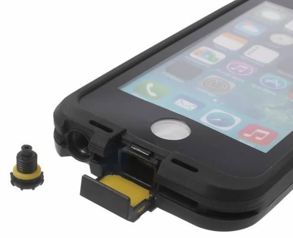Redpepper Touch extrémně odolné pouzdro pro Apple iPhone 5 d7e39a050a2