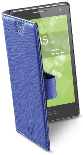 CellularLine Book Uni 2XL univerzální flipové pouzdro pro mobilní telefon 0a17e23337c