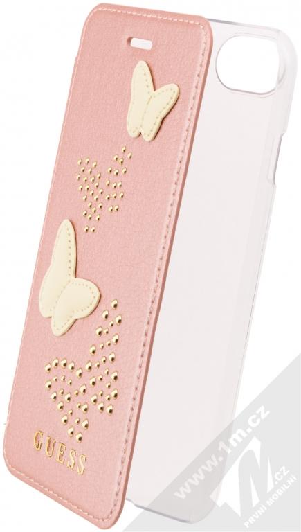 Guess Studs and Sparkle Booktype Case flipové pouzdro pro Apple iPhone 6 a020c92c3ce