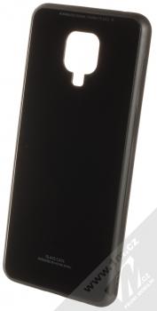 1Mcz Glass Cover ochranný kryt pro Xiaomi Redmi Note 9 Pro, Redmi Note 9 Pro Max, Redmi Note 9S černá (black)