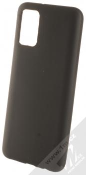 1Mcz Matt TPU ochranný kryt pro Samsung Galaxy A02s černá (black)