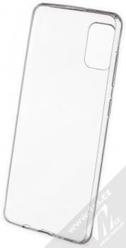 1Mcz Super-thin TPU supertenký ochranný kryt pro Samsung Galaxy A31 průhledná (transparent) zepředu