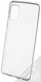 1Mcz Super-thin TPU supertenký ochranný kryt pro Samsung Galaxy A31 průhledná (transparent)
