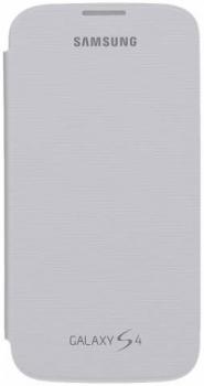Samsung ENMSVLOVE-EF-FI950BW Love originální flipové pouzdro pro Samsung Galaxy S4, Galaxy S4 LTE-A bílá (white)