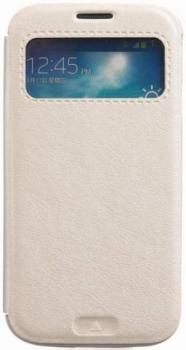 Kalaideng KA flipové pouzdro pro Samsung Galaxy S4, Galaxy S4 LTE-A bílá (white)