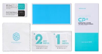 Nillkin Amazing CP+ ochranná fólie z tvrzeného skla proti prasknutí pro Apple iPhone 6 Plus balení