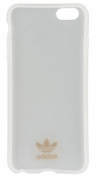 Adidas TPU Case Superstar ochranný kryt pro Apple iPhone 6, iPhone 6S (AN4900) zlatá (gold)