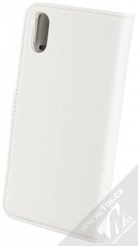 Celly Wally flipové pouzdro pro Apple iPhone XR bílá (white) zezadu
