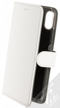 Celly Wally flipové pouzdro pro Apple iPhone XR bílá (white)
