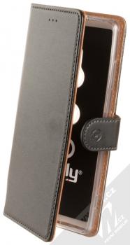 Celly Wally flipové pouzdro pro Sony Xperia XZ3 černá (black)