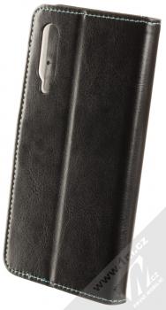 Fixed Opus flipové pouzdro pro Xiaomi Mi 9 černá (black) zezadu