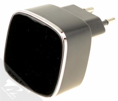 Fontastic Smart nabíječka 2x USB - 3,1A pro mobilní telefon, mobil, smartphone, tablet černá (black)