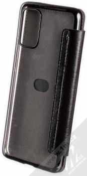 Forcell Electro Book flipové pouzdro pro Samsung Galaxy S20 Plus černá (black) zezadu
