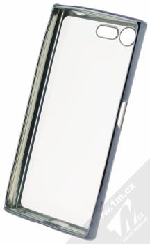 ForCell Electro TPU ochranný kryt pro Sony Xperia X Compact černá (black) zepředu