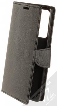 Forcell Fancy Book flipové pouzdro pro Samsung Galaxy S20 Ultra černá (black)
