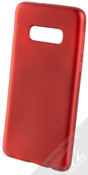 Forcell Jelly Matt Case TPU ochranný silikonový kryt pro Samsung Galaxy S10e červená (red)