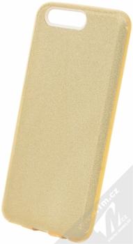 Forcell Shining třpytivý ochranný kryt pro Huawei P10 zlatý (gold)