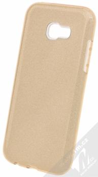 Forcell Shining třpytivý ochranný kryt pro Samsung Galaxy A5 (2017) zlatá (gold)