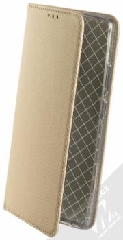 Forcell Smart Book flipové pouzdro pro Nokia 7 Plus zlatá (gold)