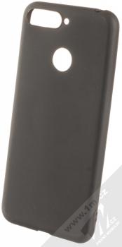 Forcell Soft Magnet Case TPU ochranný kryt podporující magnetické držáky pro Huawei Y6 Prime (2018), Honor 7A černá (black)