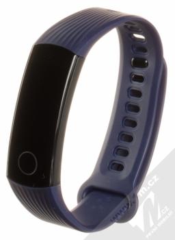 Honor Band 3 chytrý fitness náramek se senzorem srdečního tepu tmavě modrá (classic navy blue)