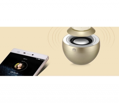 Huawei AM08 Bluetooth reproduktor pro mobilní telefon, mobil, smartphone, tablet zlatá (gold)