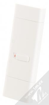 Huawei CF22R 2-in-1 Memory Card Reader originální čtečka microSD a NM Card karet s USB a Type-C konektory bílá (white) zezadu