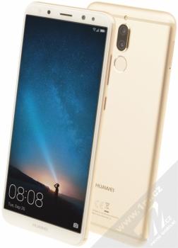 Huawei Mate 10 Lite + BRÝLE PRO VIRTUÁLNÍ REALITU SETTY v ceně 499Kč ZDARMA zlatá (prestige gold)