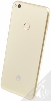 HUAWEI P9 LITE (2017) zlatá (gold) šikmo zezadu