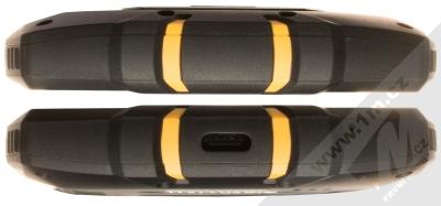 iGET Blackview GBV6800 Pro žlutá (yellow) seshora a zezdola