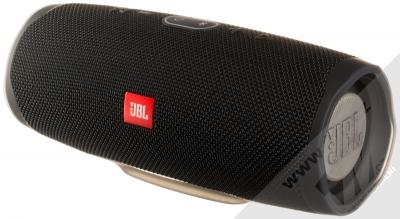 JBL CHARGE 4 voděodolný výkonný Bluetooth reproduktor a záložní zdroj černá (black)