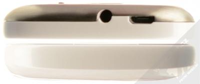 MAXCOM MM320 CLASSIC bílá (white) seshora a zezdola