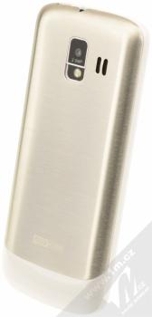 MAXCOM MM320 CLASSIC bílá (white) šikmo zezadu