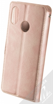 Molan Cano Issue Diary flipové pouzdro pro Huawei Nova 3i růžově zlatá (rose gold) zezadu