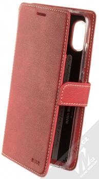 Molan Cano Issue Diary flipové pouzdro pro Xiaomi Redmi Note 6 Pro červená (red)