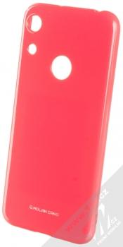 Molan Cano Jelly Case TPU ochranný kryt pro Honor 8A sytě růžová (hot pink)