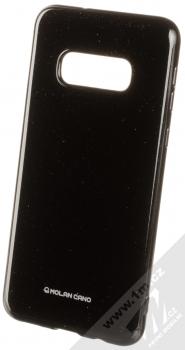 Molan Cano Jelly Case TPU ochranný kryt pro Samsung Galaxy S10e černá (black)