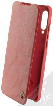 Nillkin Qin flipové pouzdro pro Xiaomi Mi 9 Lite červená (red)