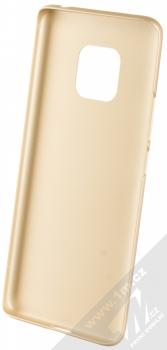 Nillkin Super Frosted Shield ochranný kryt pro Huawei Mate 20 Pro zlatá (gold) zepředu