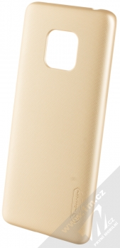 Nillkin Super Frosted Shield ochranný kryt pro Huawei Mate 20 Pro zlatá (gold)